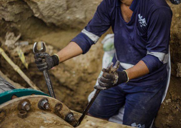 Este miércoles 13 de enero   Triple A realizará obras de mantenimiento preventivo  y correctivo en el sistema de acueducto