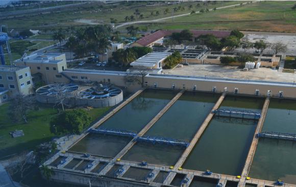 Finaliza primera etapa de trabajos para la entrada en funcionamiento de la nueva línea eléctrica subterránea que alimenta parte del acueducto